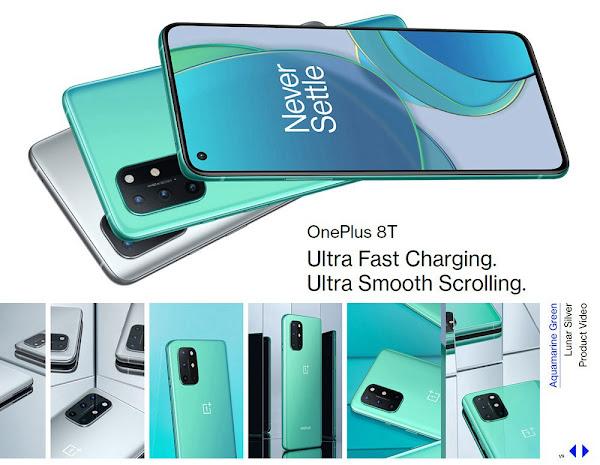 OnePlus 8T - Versão 12GB RAM a bom preço