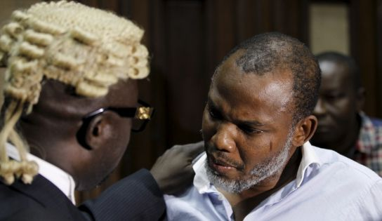 I Will Expose Secrets That Will Sink Nigeria – Nnamdi Kanu