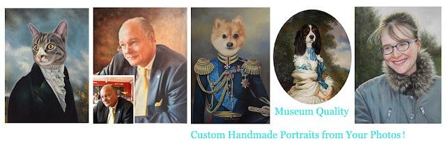 portrait sales