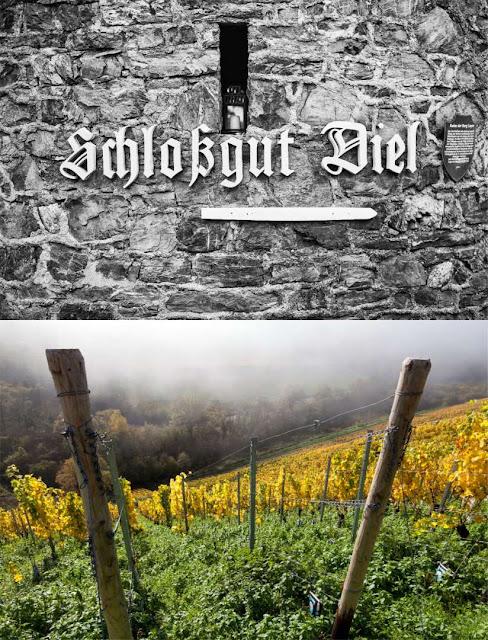 Dorsheimer Spitzenlage des Schlossgutes Diel.