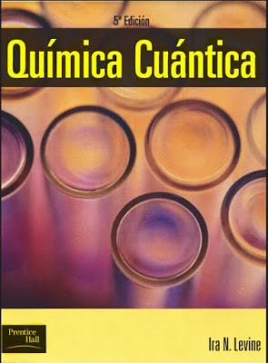 Química Cuántica, 5ta Edición Ira N. Levine en pdf