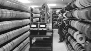 TRW tape library