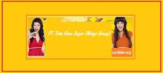 Terbaru Loker Operator Produksi PT. Tirta Alam Segar ( Wing Group )