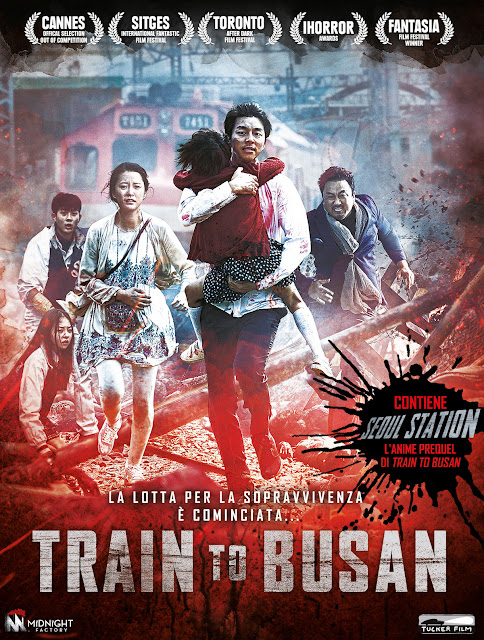 Train to Busan + Seoul Station (Midnight Factory)