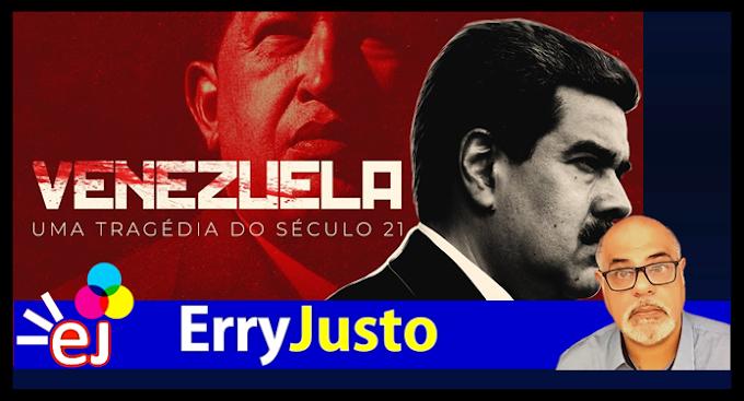 VÍDEO: VENEZUELA, UMA TRAGÉDIA DO SÉCULO 21 (OFICIAL) | INSIGHT BRASIL PARALELO