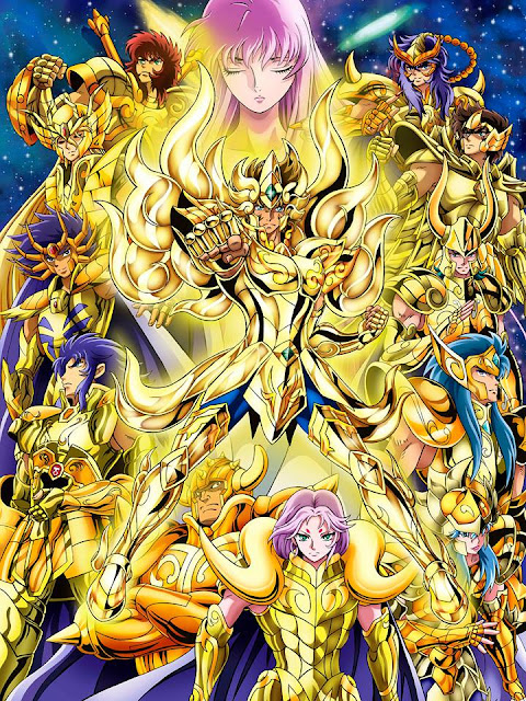 5 Artefactos para Dungeons & Dragons de tus manga favoritos - Saint Seiya