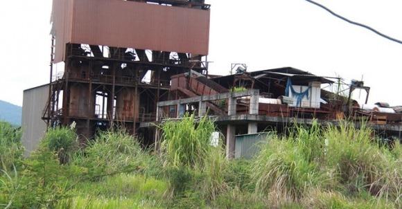 Nhà máy hơn 150 tỷ đồng thành đống sắt vụn ở Hà Tĩnh