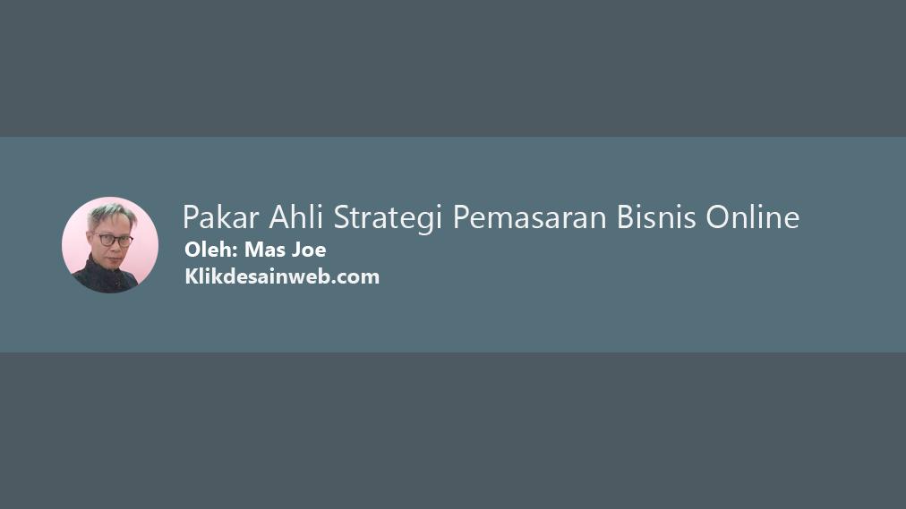 konsultan bisnis online,jasa konsultan bisnis online,konsultan digital marketing