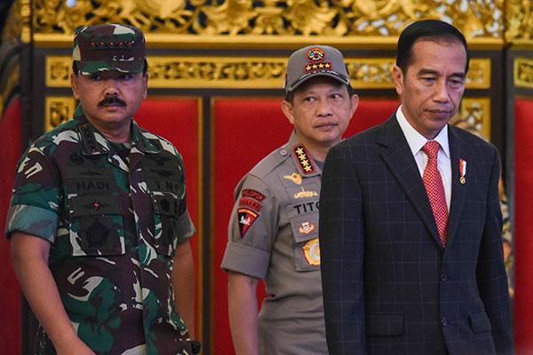 Sosialisasi Program Pemerintah Ganggu Netralitas TNI-Polri