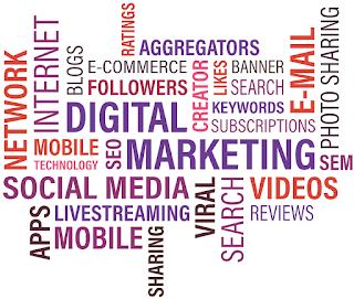 Viral masuk dalam bahasan Digital Marketing