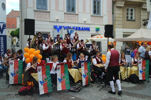 autriche wachau krems marillenfest fête abricot juillet