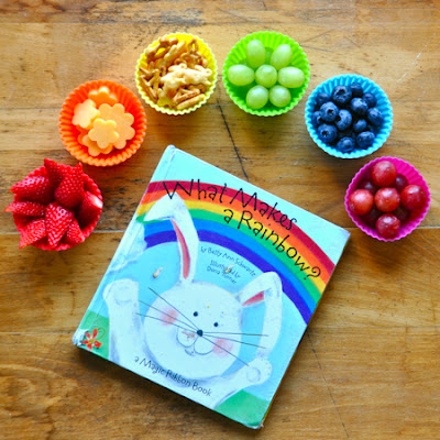 What Makes A Rainbow Rainbow Kit Giveaway Bentonbetterlunches
