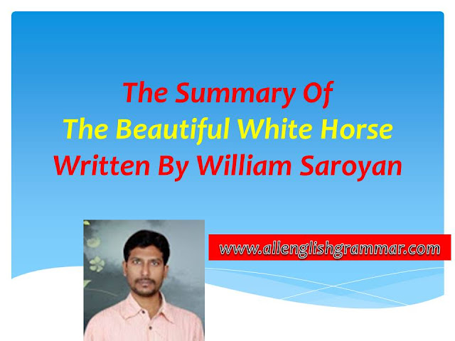 a-short-story-of-the-beautiful-white-horese