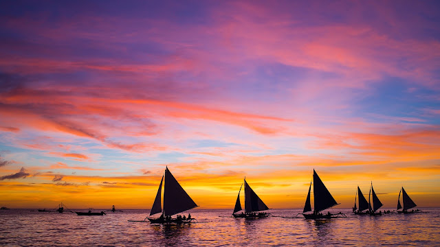 Boracay Sunset Cruise Experience