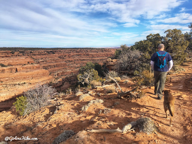 Hiking to The Citadel Ruins, Cedar Mesa, Ruins in Utah, Bears Ears National Monument