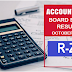 October 2018 Accountancy Board Exam Result (CPA) - Surname: R-Z