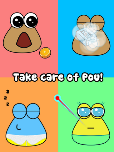 Pou, Game Android Yang Lucu - Kenama