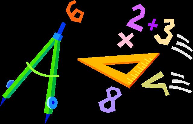 نماذج لأسئلة نصف السنة لمادة الرياضيات للصف السادس العلمي 2017