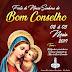 Festa de Nossa Senhora do Bom Conselho de 02 à 05 de maio em Belo Jardim, PE