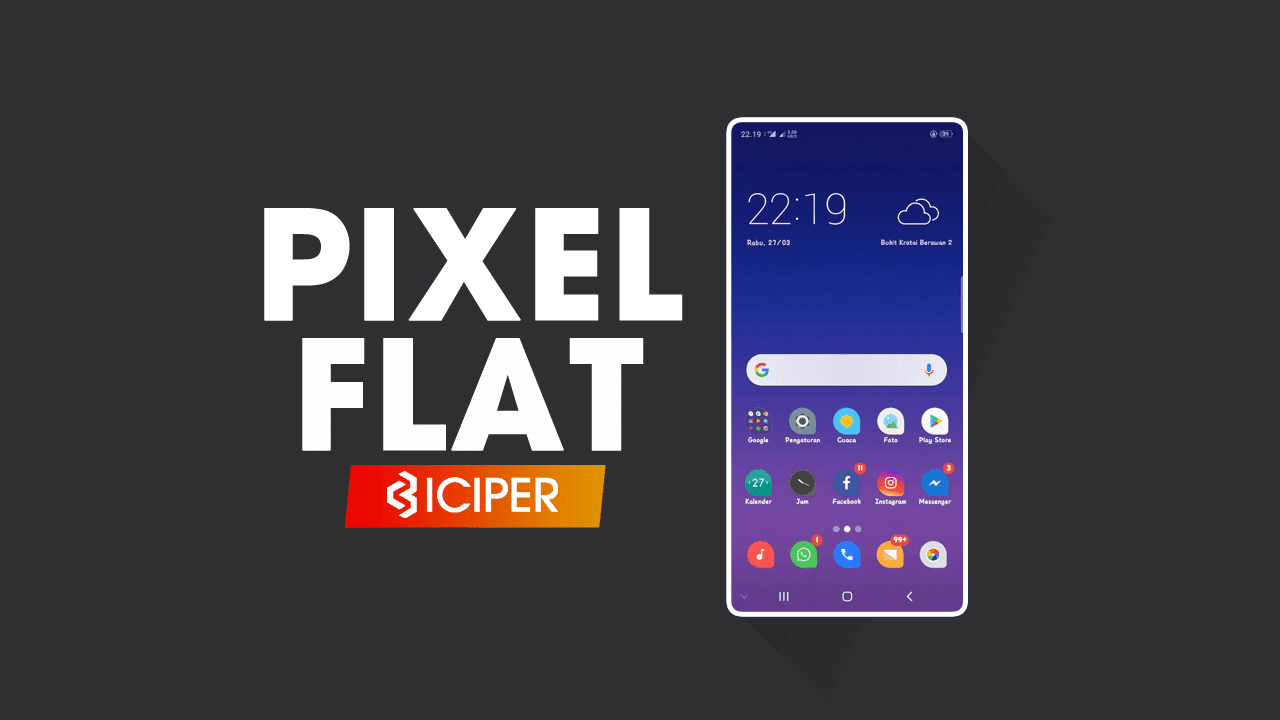 How to Install a Pixel Flat display on Realme
