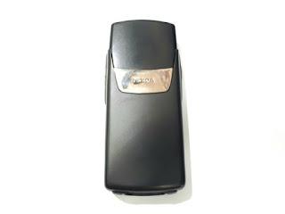 Hape Jadul Nokia 8910 Masterpiece Seken Mulus Normal Non Blokir IMEI