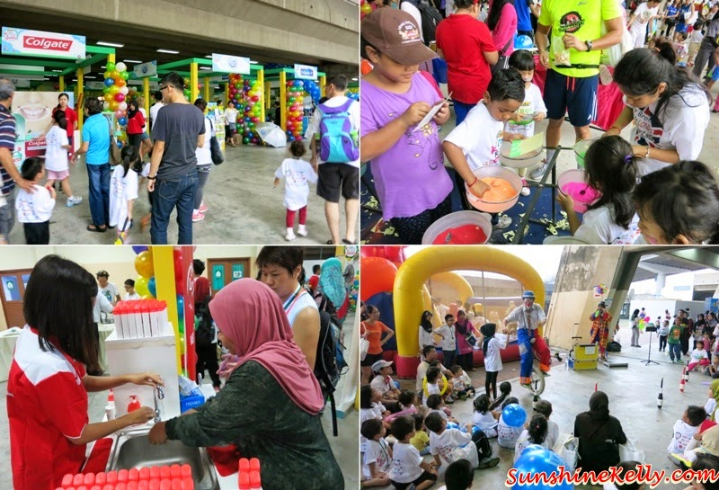 Giant Kids Runs & Family Fun Day 2014