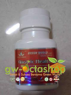 Green World Gastric Health Tablet