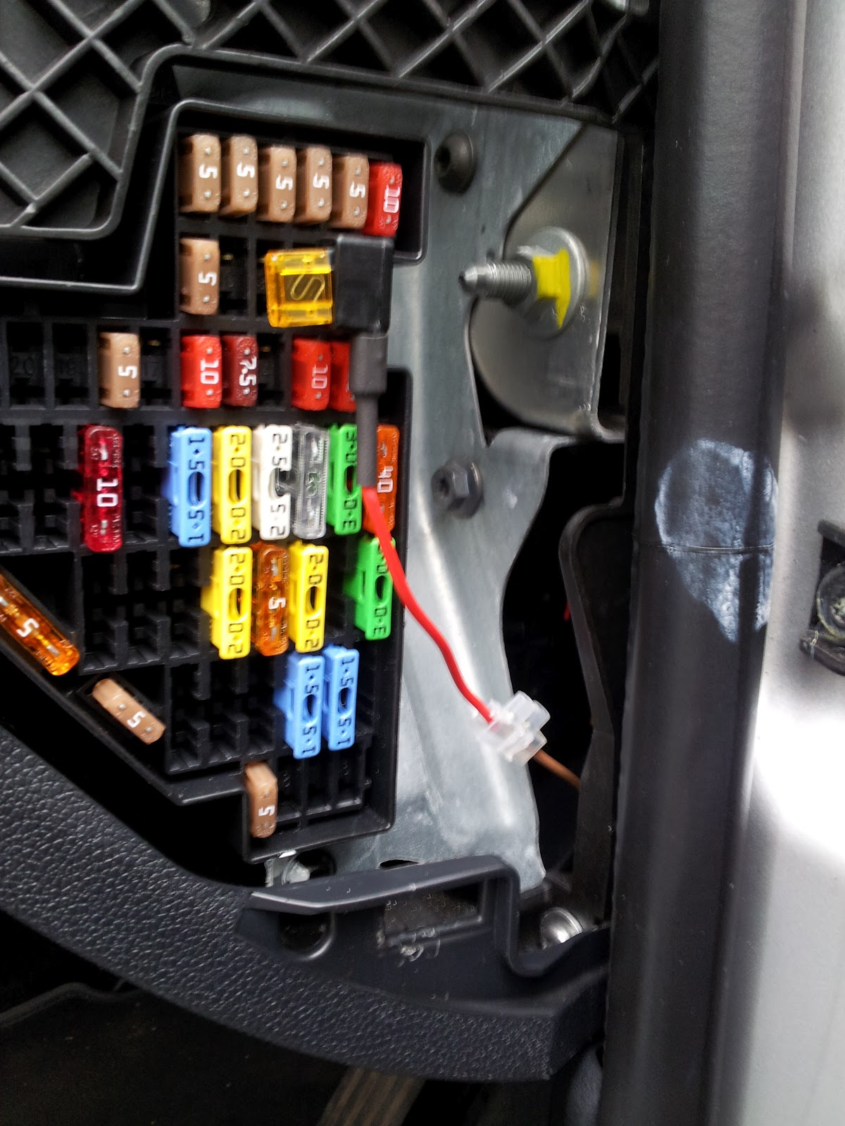 fuse box in skoda rapid technology news - and life in general: fit blutooth in ...