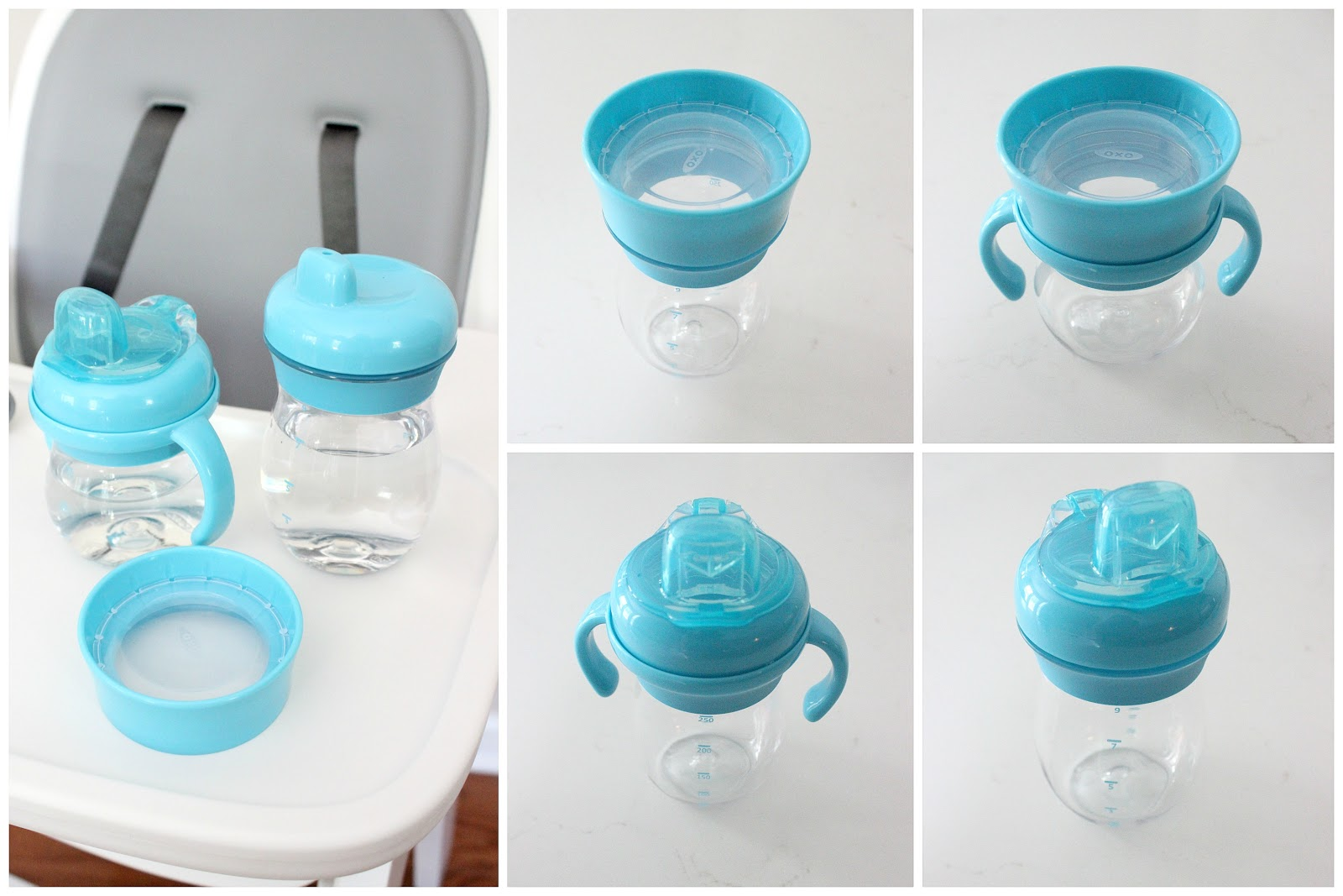 Duo Ventures Oxo Tot Transitions Sippy Cup Review