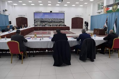 """""""مركزية فتح"""" ترحب بمرسوم الرئيس حول الانتخابات: خطوة مهمة في توحيد الصف الفلسطيني"""