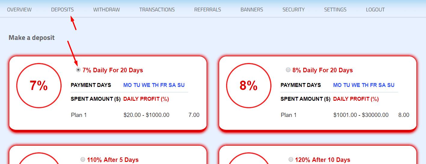 Регистрация в Bitonex 3