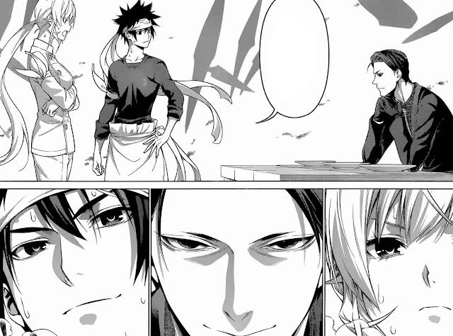 Reseña de Food Wars: Shokugeki no Soma vols. 30 y 31 - Panini Manga