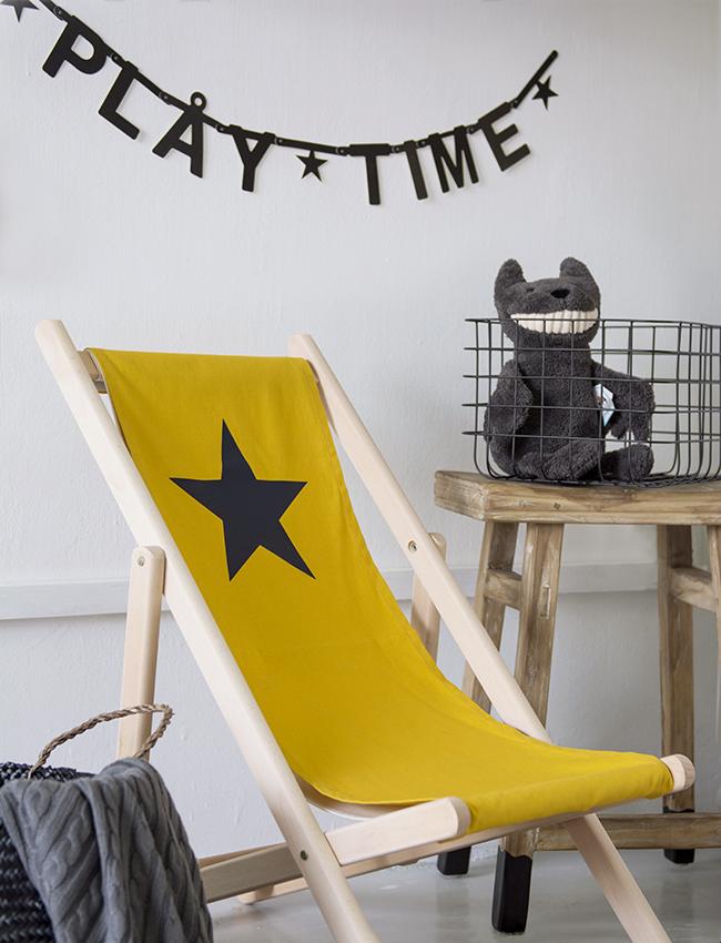 leżak do pokoju dziecka