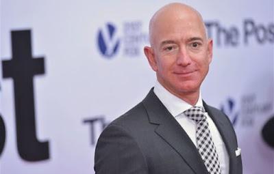 مؤسس,شركة,أمازون,يسلم,المشعل,لرفيق,الدرب