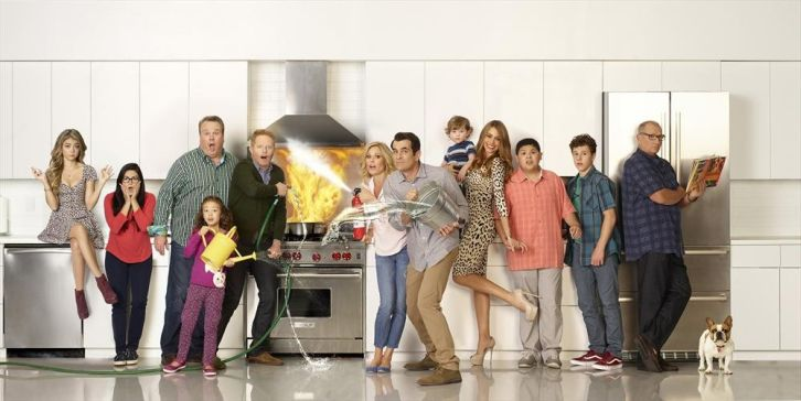 I was looking for an episode in season 6 of my fave TV show ever - Modern Family. Credit: www.spoilertv.com