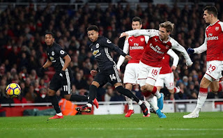 Arsenal vs Manchester United 1-3 Highlights Today 25/1/2019 online FA Cup