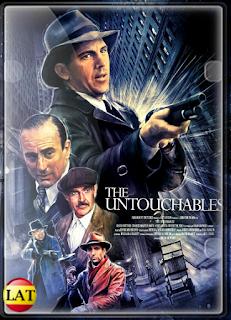 Los Intocables (1987) DVDRIP LATINO