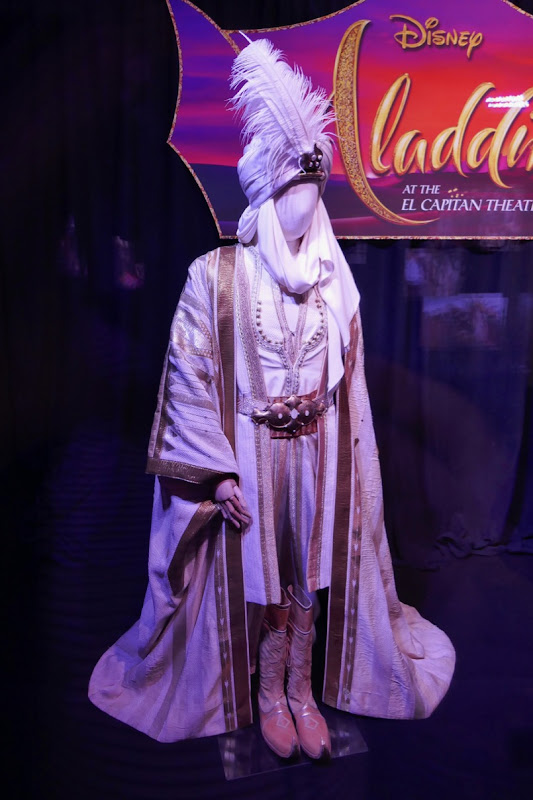 Mena Massoud Aladdin Prince Ali film costume