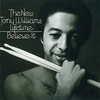 The New Tony Williams Lifetime - 1975 - Believe It