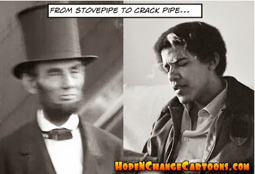 obama, obama jokes, cartoon, hope n' change, hope and change, stilton jarlsberg, lincoln, gettysburg, address, obamacare, golf