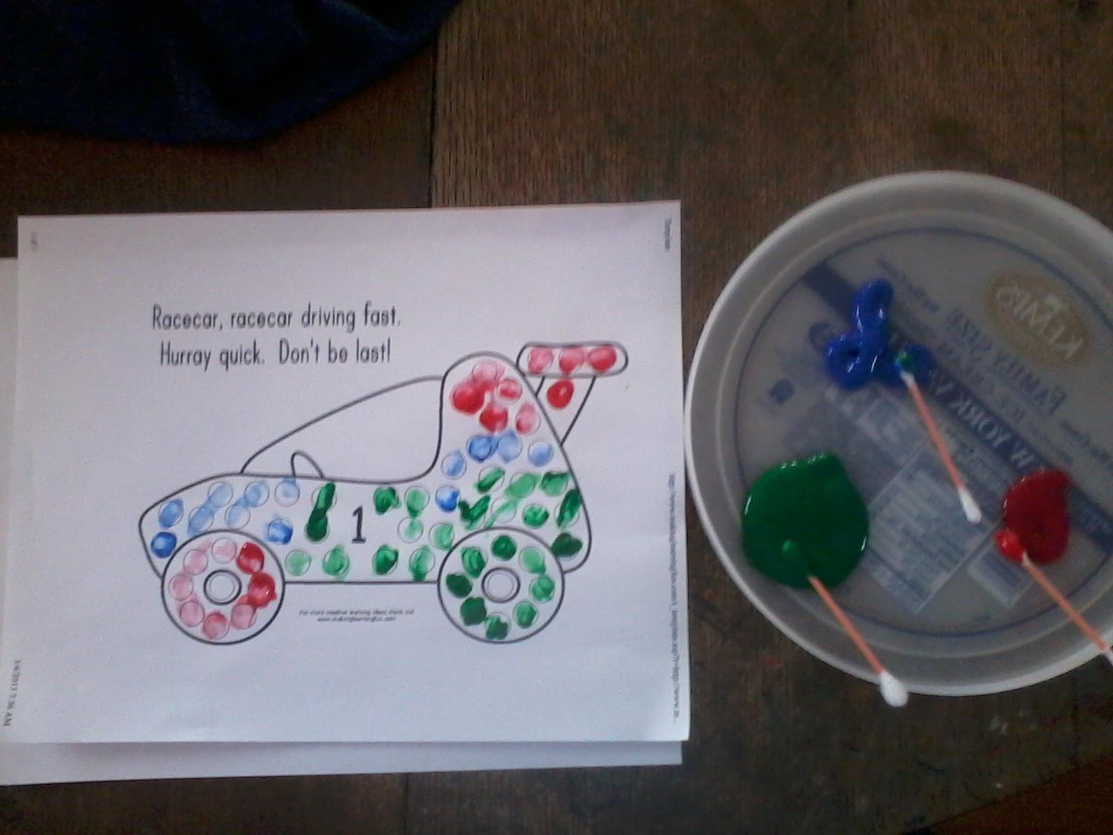 Preschool And More Transportation