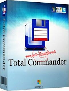Total Commander 9.00 [Full Crack] โปรแกรมช่วยจัดการไฟล์ โฟลเดอร์ และไดรฟ์