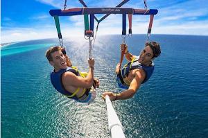Nusa Dua Bali : Spot Olahraga Air Terbaik di Pulau Bali