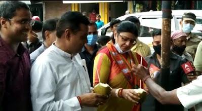 মমতা ব্যানার্জি জয়ের ব্যাপারে আত্মবিশ্বাসী নন : সম্বিত পাত্র