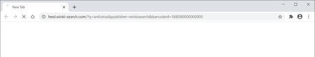 WinkiSearch Search (Hijacker)