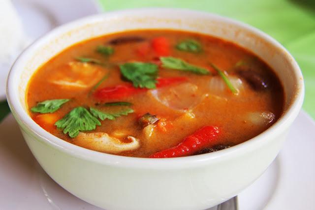 Sopa de Pimentão Verde