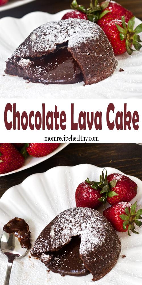 Chocolate Lava Cake Recipe [+Video]