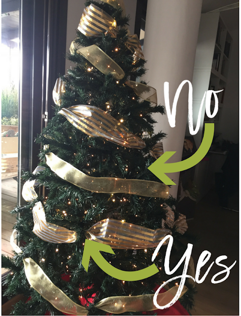 picture perfect christmas tree, arbolito de navidad de revista, tips para adornar arbolito, tips for a perfect christmas tree