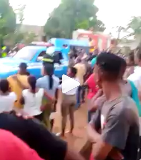 Married man sets himself and side chic ablaze in Benue Community (video)