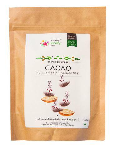 HappyHealthyMe Organic Cacao